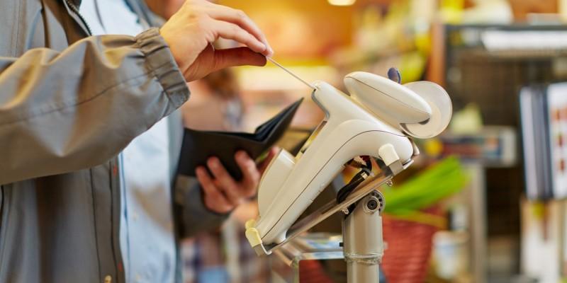 Private Kredite beim Einkaufen