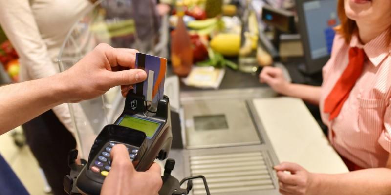 Viele Kreditkarten zur Auswahl
